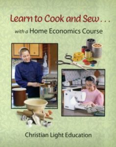 Learn to Cook and Sew